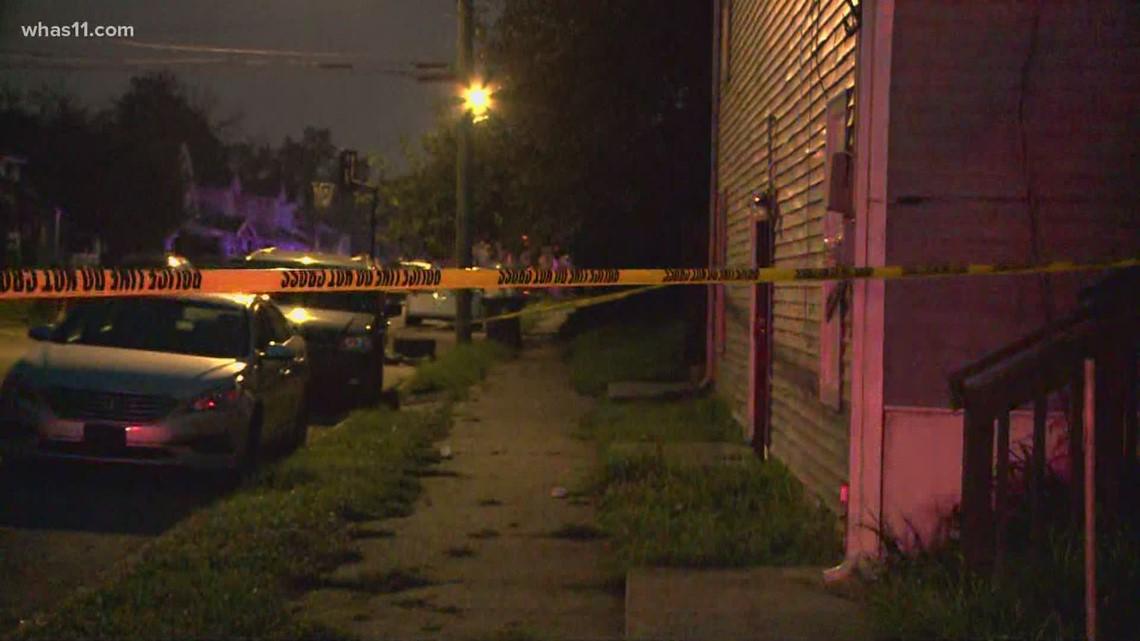 1 teen killed, 1 injured in Louisville shooting