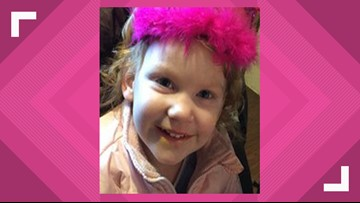 Silver Alert canceled for 2-year-old missing Indiana girl