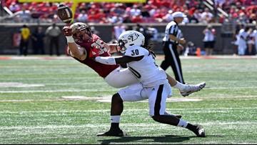 Louisville edges Boston College 41-39 to break ACC slide