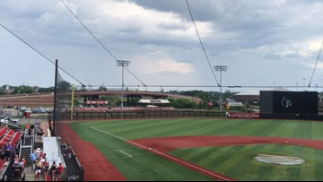 Rain delays high school baseball, softball tournaments