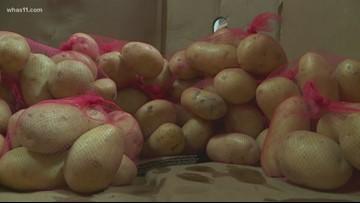 Study reveals hunger gap in Kentucky