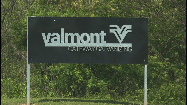 Jeffersonville plant fined $14k following employee's death