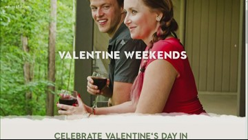Kentucky State Parks offering romantic getaways for Valentine's Day