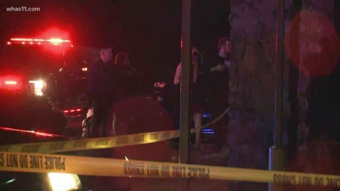 Suspect Arrested In Olive Garden Shooting