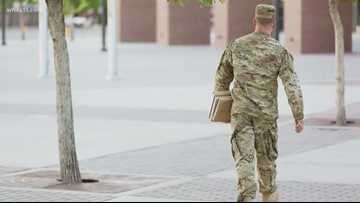 Local veterans struggle to find jobs after returning home
