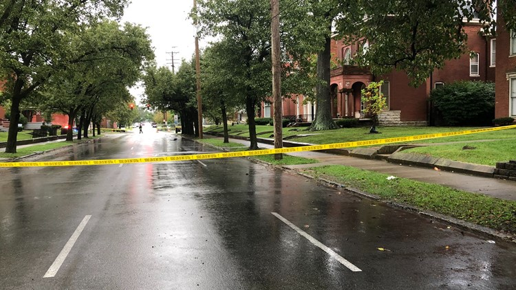 Eastern High School student killed, 2 others injured in drive-by shooting at bus stop