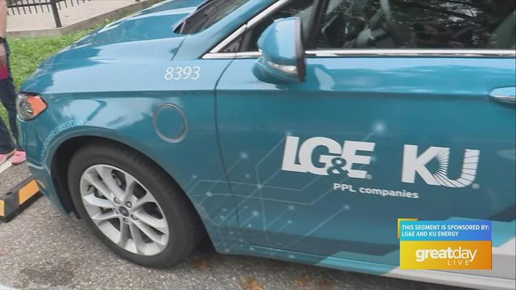 Celebrate National Drive Electric Week with LG&E and KU