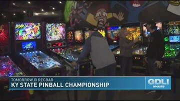 Recbar revs up for Pinball Championship