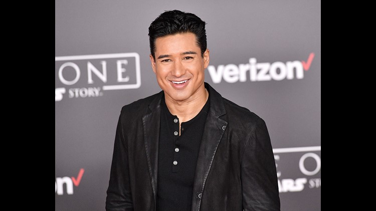 """HOLLYWOOD, CA - DECEMBER 10: TV host Mario Lopez attends the premiere of Walt Disney Pictures and Lucasfilm's """"Rogue One: A Star Wars Story"""" at the Pantages Theatre on December 10, 2016 in Hollywood, California. (Photo by Mike Windle/Getty Images)"""