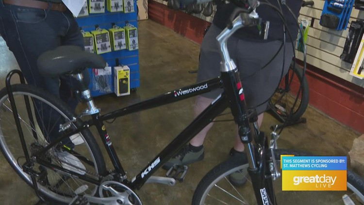 Saint Matthews Cycling: Don't forget to tune-up