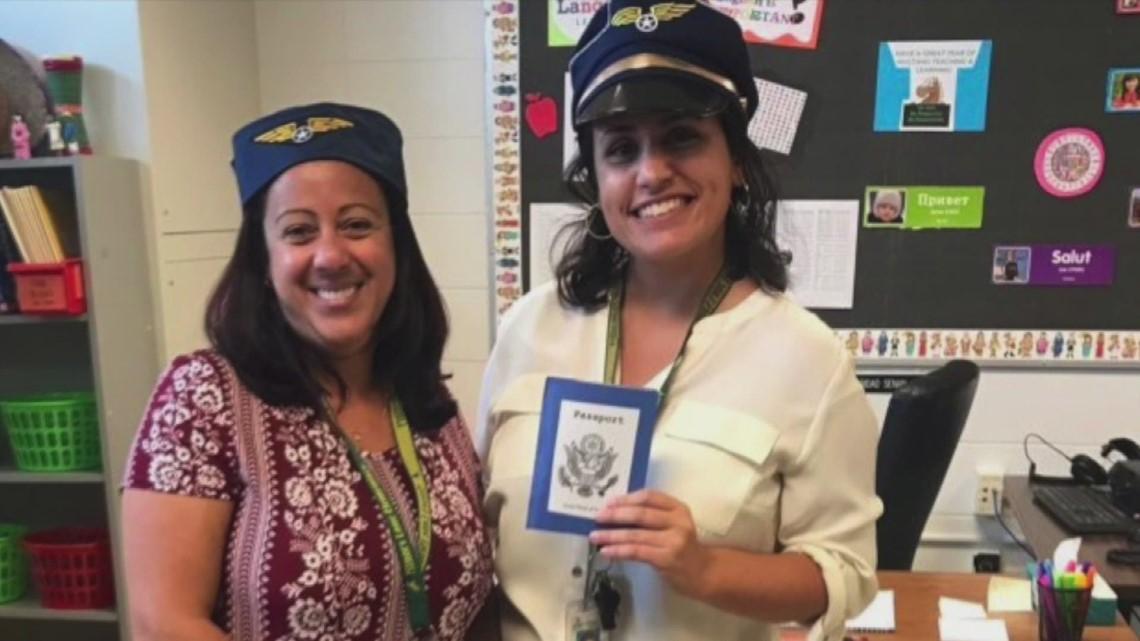 Minors Lane teacher wins ExCel Award