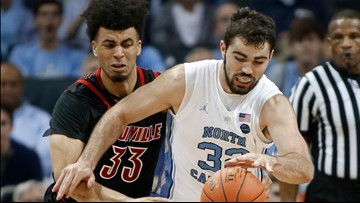 Louisville's ACC Tournament run ends with 83-70 loss to No. 3 North Carolina