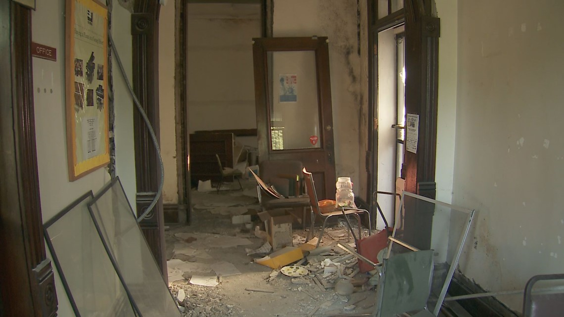 Louisville grant to give new life to former arts school building