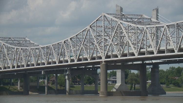 Repair work on John F. Kennedy Memorial Bridge finished, closed lanes reopen to traffic