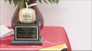 ExCEL Award winner gives students 'a place they can belong' at the Phoenix School of Discovery