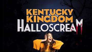 Kentucky Kingdom bringing back 'Halloscream' during October weekends