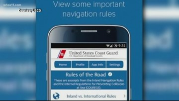 App of the Week: U.S. Coast Guard