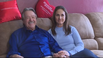 Retired Clarksville sergeant thriving after heart transplant