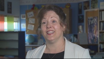 New Albany math coach wins ExCEL Award