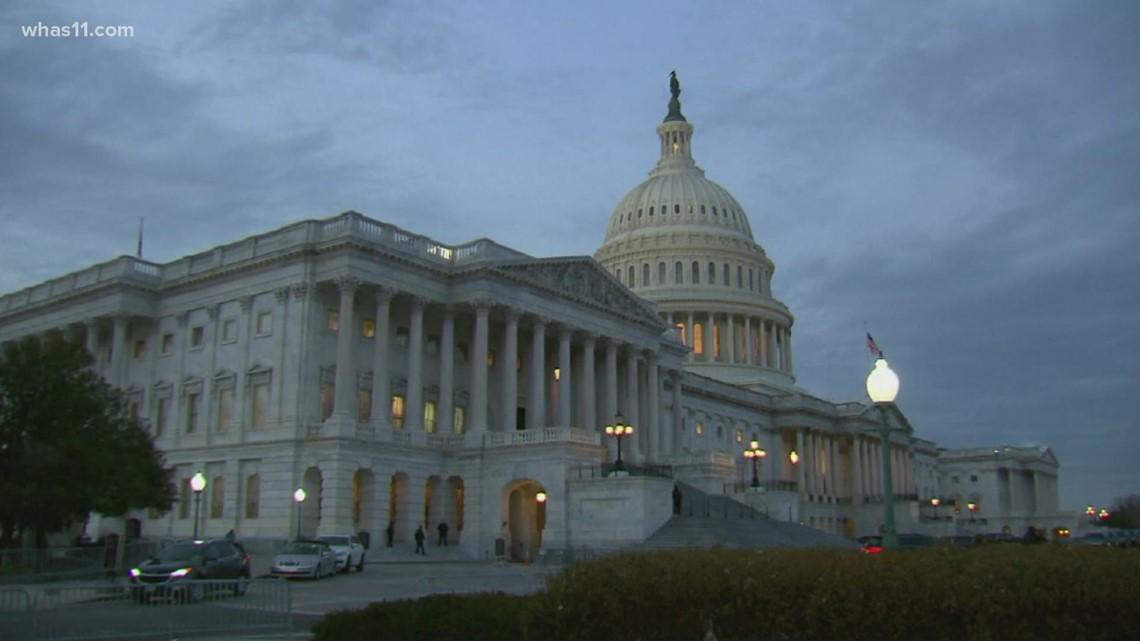 $1,400 stimulus checks get full House vote Friday