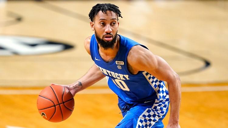 Davion Mintz enters NBA Draft, has option to return to Kentucky