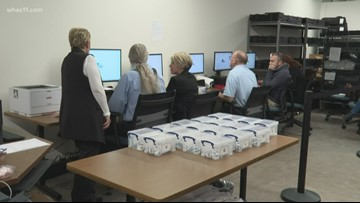 Jefferson County finds no changes in results