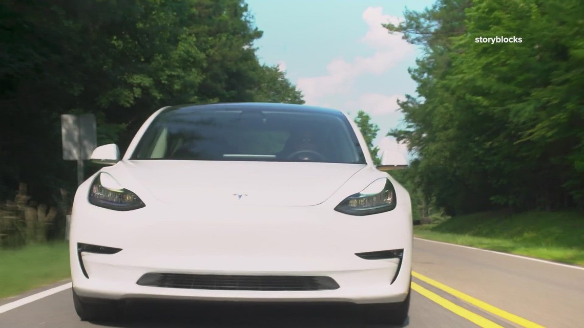 VERIFY: No, electric cars are not worse for the environment than gas-powered cars