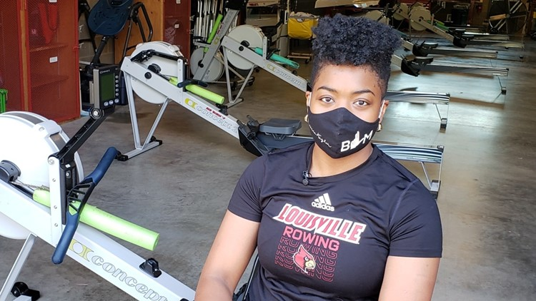 University of Louisville rower one of only 10 Muhammad Ali Scholars