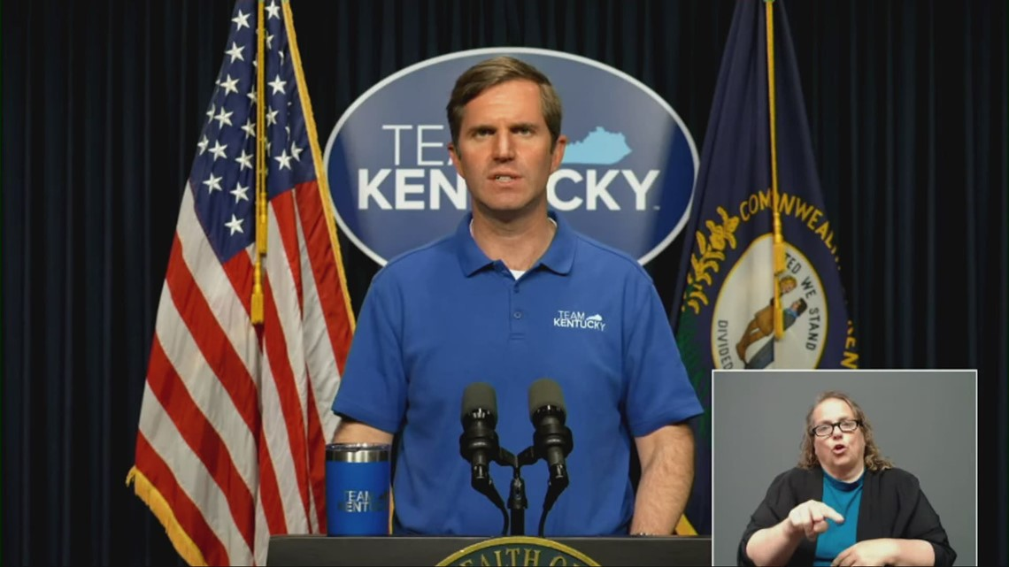 Kentucky loosening COVID-19 restrictions before Memorial Day weekend