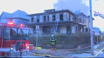 Investigators working to determine cause of New Albany house fire