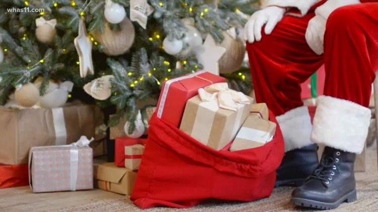 Start your Christmas shopping now; many items stuck in transit