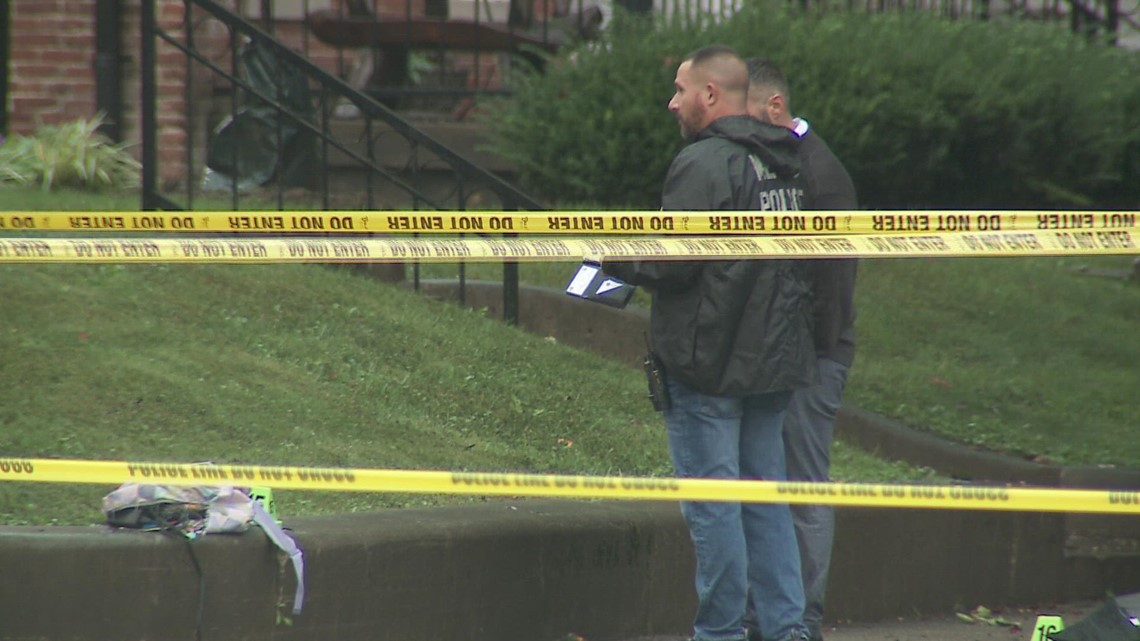 JCPS records: Site of bus stop homicide investigated for another shooting two weeks earlier