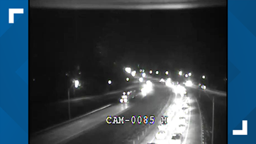 1 dead after crash on I-265 West near New Cut Road