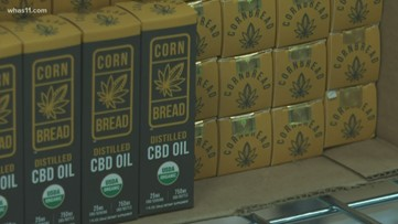 Kentucky CBD company first in state to make products with USDA certification