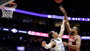 Kentucky advances to SEC Semifinals with 73-55 win over Alabama