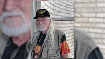 Veteran fights for justice after service records mishandled