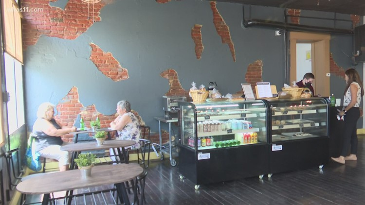 Louisville couple turns pandemic at-home side hustle into brick, mortar bakery