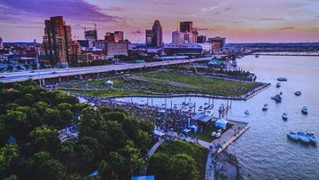 Louisville is celebrating Juneteenth in July.  Here's why.