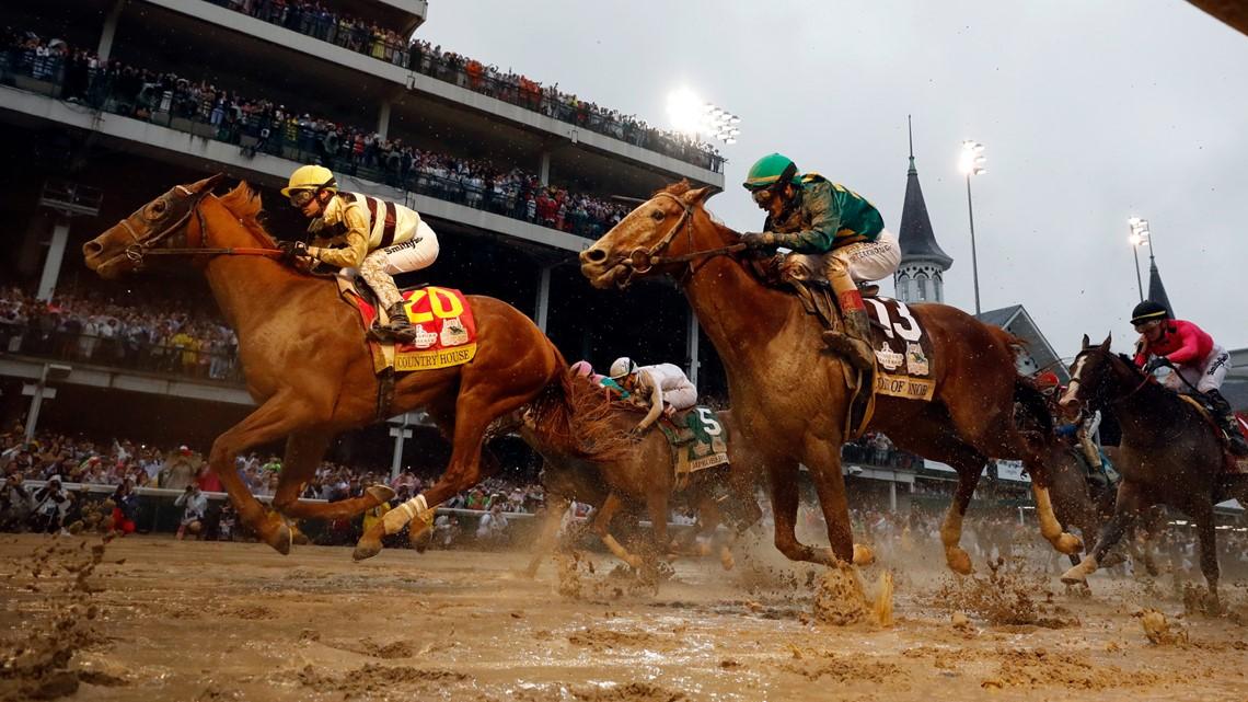 Kentucky Derby winner Country House to get extended break