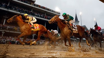 Kentucky Derby winner Country House to get extended break