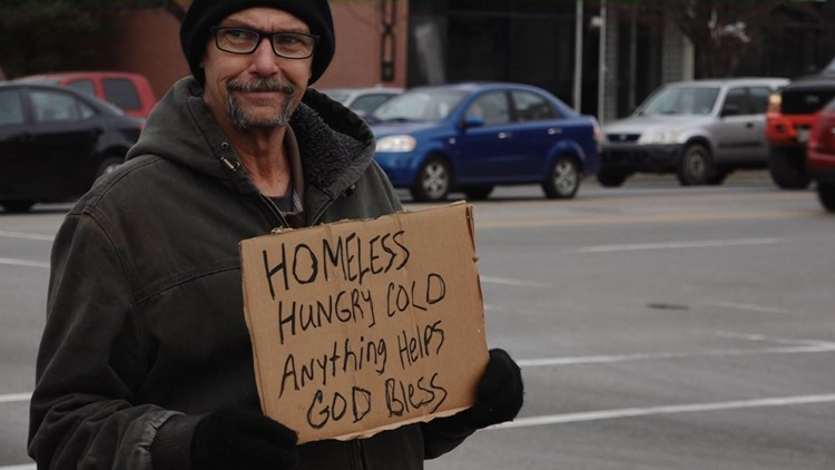 The 'business' of begging: It is legal