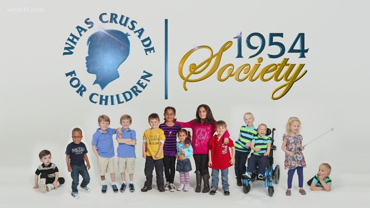 Woman reflects on how WHAS Crusade for Children inspired her family to pay it forward