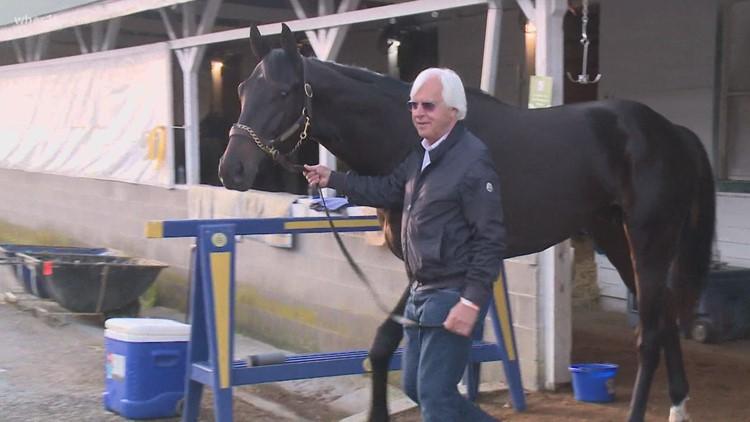 Churchill Downs imposes 2 year ban on Bob Baffert after Medina Spirit failed drug test confirmed