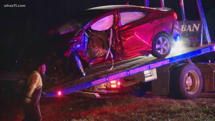 Crash on Greenbelt Highway leaves 1 dead, 1 injured