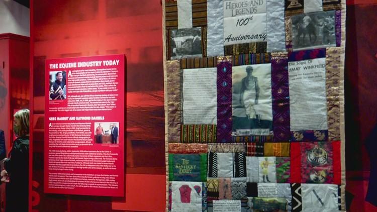 Kentucky Derby Museum opens exhibit recognizing history of Black horsemen