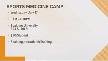 INTERVIEW: Sports Medicine Camp