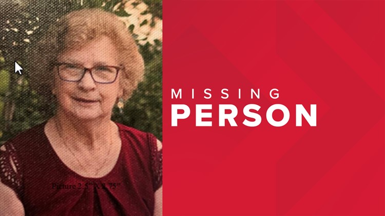 Missing 81-year-old woman located
