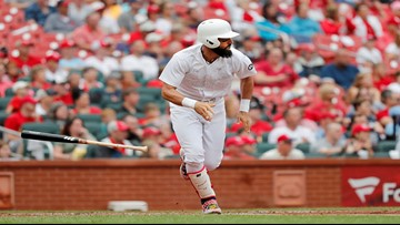 Carpenter snaps out of slump as Cards sweep Rockies, 11-4
