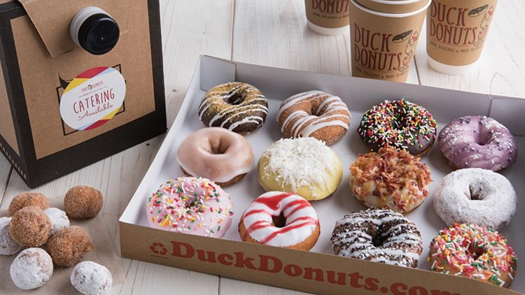 Duck Donuts' first Kentucky location opening in Louisville this weekend