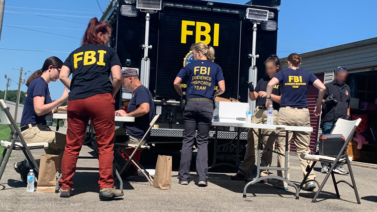 FBI continues Crystal Rogers investigation, searches Bardstown storage unit